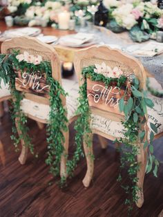 Rustic-meets-exotic sweetheart chairs  from Miss Indonesia's Bali wedding: http://www.stylemepretty.com/vault/gallery/38112 | Photography: Angga Permana - http://anggapermanaphoto.com/