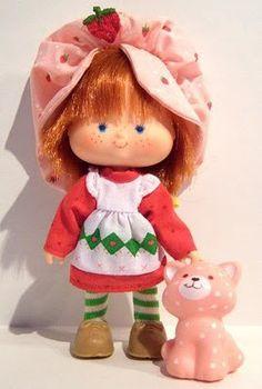 <3 Strawberry Shortcake.
