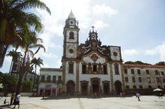 Basílica de Nossa Senhora do Carmo, em Recife.