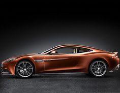 Aston Martin Vanquish (© Aston Martin)