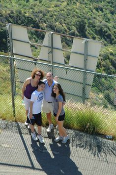 To all our Chicago Cubs fans this is how we Raise the W here in Los Angeles.  We take our baseball fans on a special Elite Adventure Tours hike right up to the Hollywood Sign...all year long.
