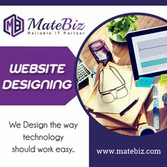 Web designing indicates organizing, development and rejuvenating of sites. Web design, furthermore, contains data design, site framework, UI, route ergonomics, site structure, hues, difficulties, textual styles and meaning  and in addition symbols outline. Visit web design company at http://www.matebiz.com/
