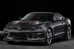Chevrolet Announces Plans For 50th Anniversary Of The Chevrolet Camaro. Read on SSAmotors.com