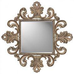 Paragon Antique Gold Extravagance Mirror - 8734