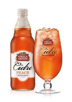 Stella Artois Peach Cidre