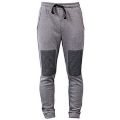 D By D D By Zipper Front Quilted Sweatpants Sweat Pants ❤ liked on Polyvore featuring activewear, activewear pants, pants, bottoms, sweats, zippered sweat pants, athletic sportswear, athletic sweatpants, sweat pants and zipper sweatpants