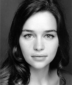 I think that Emilia Clarke would make a great Anastasia, too