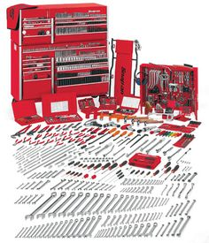 I love Snap-On tools, but pretty much any good brand is OK. - Garage and Tools - Garage Tools, Garage Shop, Garage Workshop, Tool Organization, Tool Storage, Garage Storage, Camping Organization, All Tools, Home Tools