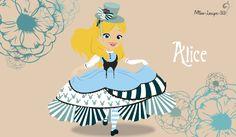 No-Disney Young Princess ~ Alice by miss-lollyx-33.deviantart.com on @DeviantArt
