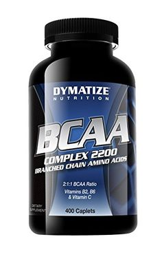 Dymatize Nutrition BCAA Complex 2200 400 Caplets Packaging May Vary -- Want additional info? Click on the image.