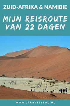 Ik maakte een rondreis van 22 dagen door Zuid-Afrika & Namibië. Mijn reis begon in Kaapstad en eindigde in de Namibische hoofdstad Windhoek. Welke plekken die ik onderweg heb bezocht, lees je in deze blog. Lees je mee? #zuidafrika #namibie #rondreis #groepsrondreis #reisroute #jtravelblog #jtravel
