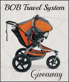 Bob Travel System!