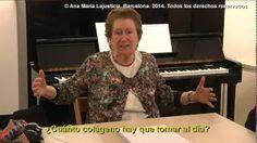 Ana Maria Lajusticia - YouTube