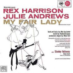 R Harrison/J Andrews - My Fair Lady, Black