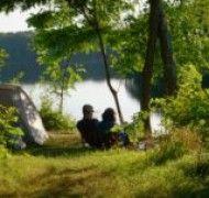 Camping Vue du Lac - Rust, Ruimte & Natuur