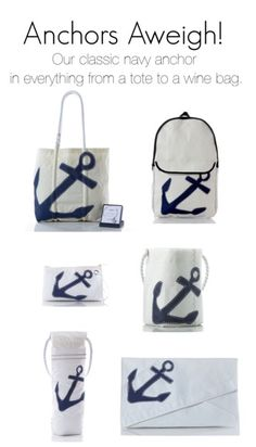 cf81d13e40 Anchor-Inspired Totes   Accessories Handcrafted from Recycled Sails