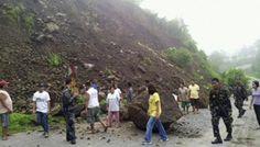 Philippine quake injures 9 people, damages houses                5.7 magnitude  6/2/2013