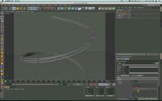 Cinema 4D roller coaster tutorial part two on Vimeo