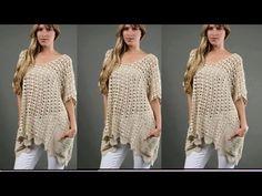 Crochet Coat, Crochet Cardigan, Diy Crochet, Crochet Clothes, Crochet Ideas, Crochet Scarf Tutorial, Crochet Shawls And Wraps, Magnolia Pearl, Clothing Patterns