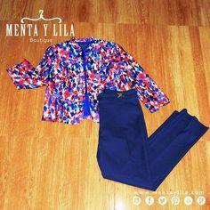 Outfits modernos y chic para #mamá Tenemos bellos blazers y pantalones de vestir. http://www.mentaylila.com/blog/9-mujeres/301-nueva-coleccion-de-outfits-modernos-y-chic