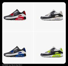 huge discount 9fced 04c7f Build your own Nike Air Max 90 id! Choose your materials (mesh, leather