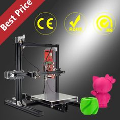 Like and Share if you want this  High Precision Large Build Size 200*280*230mm Metal Frame DIY Model Rapid Prototyping Professional 3 D Printers Impresora 3D     Tag a friend who would love this!     FREE Shipping Worldwide   http://olx.webdesgincompany.com/    Buy one here---> http://webdesgincompany.com/products/high-precision-large-build-size-200280230mm-metal-frame-diy-model-rapid-prototyping-professional-3-d-printers-impresora-3d/