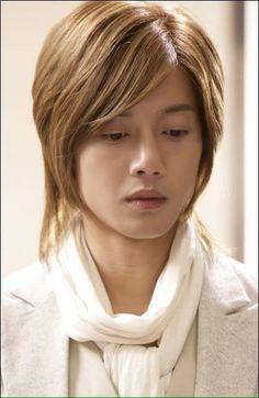 Kim Hyun Joong 김현중 ♡ Yoon Ji Hoo ♡ Boys Over Flowers ♡ Kdrama ♡ Kpop ♡ 白が似合う(๑´-`๑)♡*.+☆예쁘다