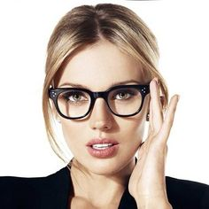 Oliver Peoples Eyewear Eyeglasses in Cincinnati Oliver Peoples, Cute Glasses, Girls With Glasses, Glasses 2014, Girl Glasses, Wearing Glasses, Womens Glasses, Pretty Face, Lady