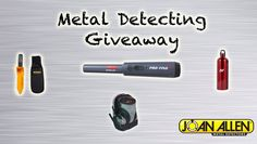 Metal Detecting Giveaway