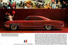 1965 Buick Wildcat Sports Coupe -- my first car!!  boy did it have some giddy-up go!