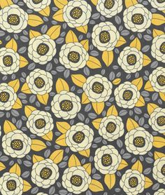Joel Dewberry Bloom Granite Fabric - $8.9 | onlinefabricstore.net