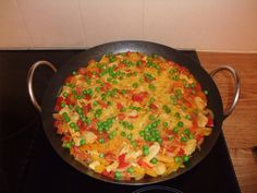 Chicken and Chorizo Paella - 4.5 syns per serving on Extra Easy
