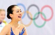 Mao Asada. Olympic free skate