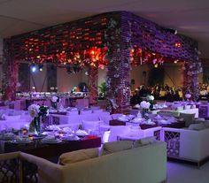 Mise en place, diner mariage Marrakech