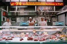 Viaggio nella carne: Antonio e Figli  macelleria mercato Esquilino   http://www.foodconfidential.it/viaggio-nella-carne-antonio-e-figli-roma/