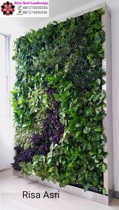 Vertical Garden Plants, Vertical Garden Design, Garden Planters, Indoor Garden, Outdoor Gardens, Vertical Plant Wall, Garden Wall Designs, Backyard Pool Designs, Backyard Landscaping