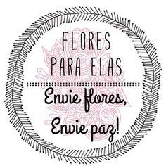 Cover flores para elas