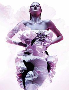 thaeger    Anne Vyalitsyna for Numéro Magazine August 2012 by Warren Du Preez und Nick Thornton Jones.
