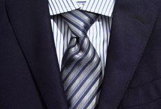 Cómo mezclar patrones de camisa y corbata | ALTO NIVEL