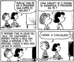 I want a Gelato and I want it now! Dear Lucy! ;)