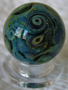 Stunning Starry Night Marble