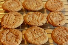 Mmm...Cafe: Cody's Peanut Butter Choco Cookies