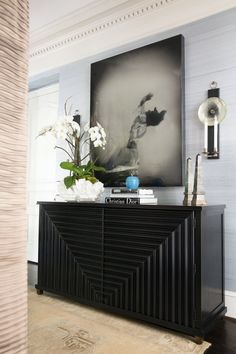 Console table ideas and decor on Pinterest