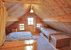The Cambridge log cabin has 68mm walls which is the standard specification for most of our log houses. Description from cabin-living.blogspot.co.uk. I searched for this on bing.com/images