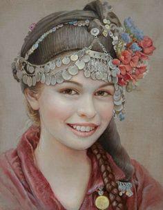 Maria Ilieva (Bulgaria)