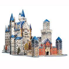 Puzz 3D Neuschwanstein Castle
