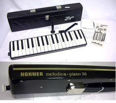 Hohner Melodica - Piano 36