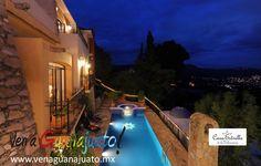 Casa Estrella de la Valenciana Categoría Especial 6 habitaciones Callejón Jalisco No. 10 Col. Valenciana C.P. 36000 #Hotel #Guanajuato #Mexico #VenaGuanajuato