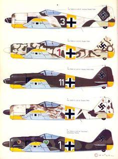 44 Focke Wulf Fw190 Page 30-960 https://plus.google.com/+StephenMillerSteveMiller/posts