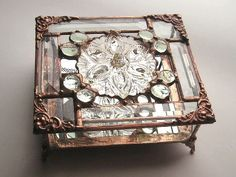 Hey, I found this really awesome Etsy listing at https://www.etsy.com/listing/168811794/stained-glass-jewelry-box-beveled-glass